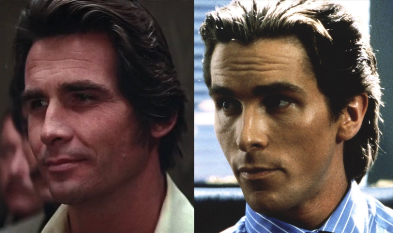 James Brolin and Christian Bale