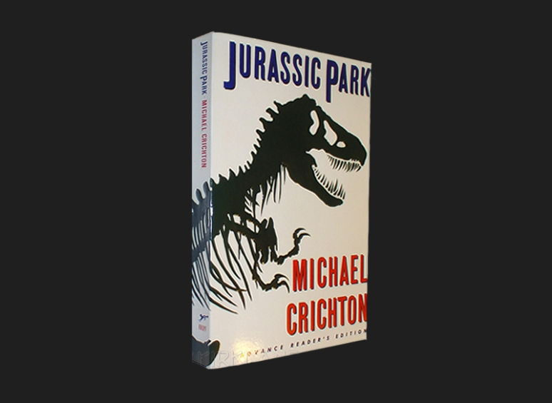 a review of the science fiction novel jurassic park Ancient dna research walks a fine line between science and science fiction, something stressed by its short but sensational history its beginnings tell a story of science, speculation, hope, and hype – and michael crichton, the author of the original jurassic park novel, was quick to pick this up dinosaurs.
