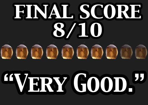 The Conversation Final Score