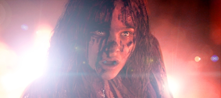 Carrie directed by J. J. Abrams