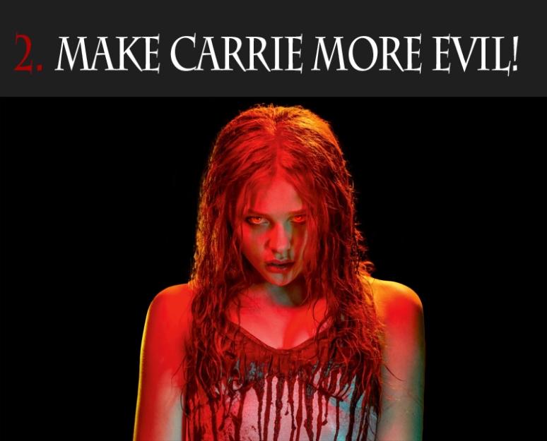 Evil Carrie