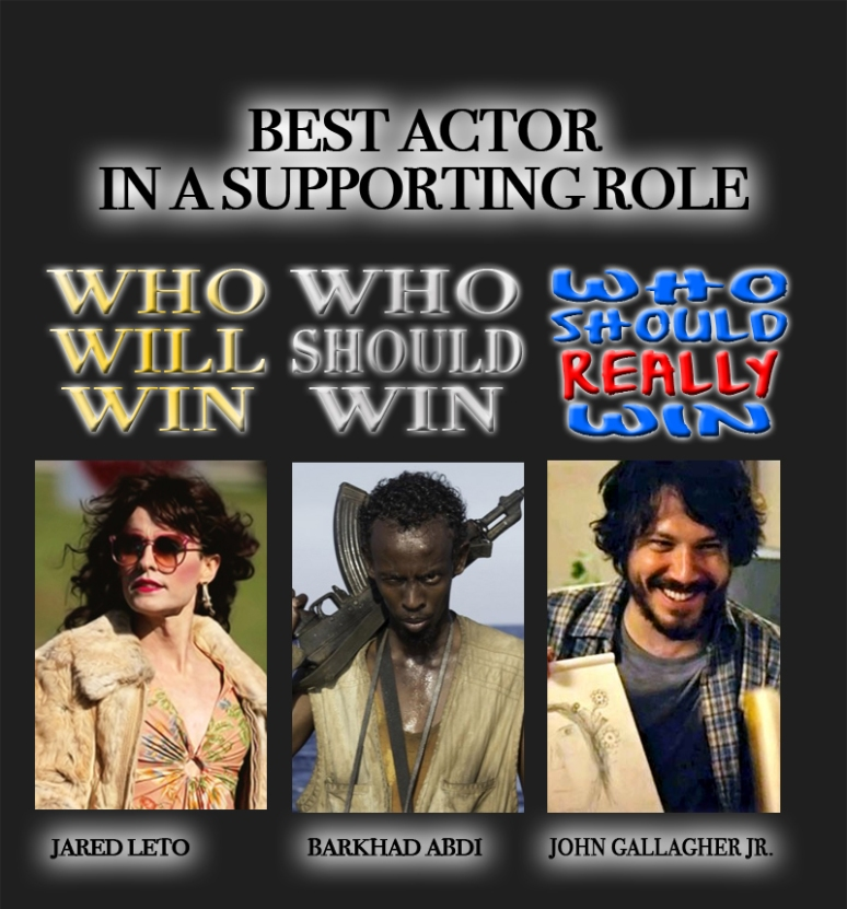 Best Actor Supporting Role
