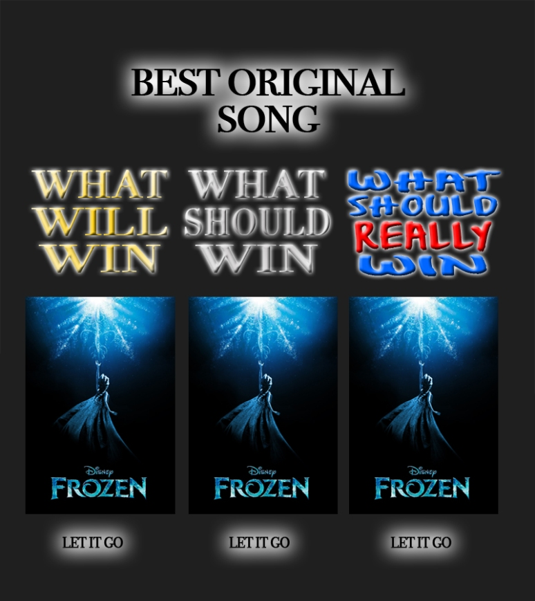 Best Original Song