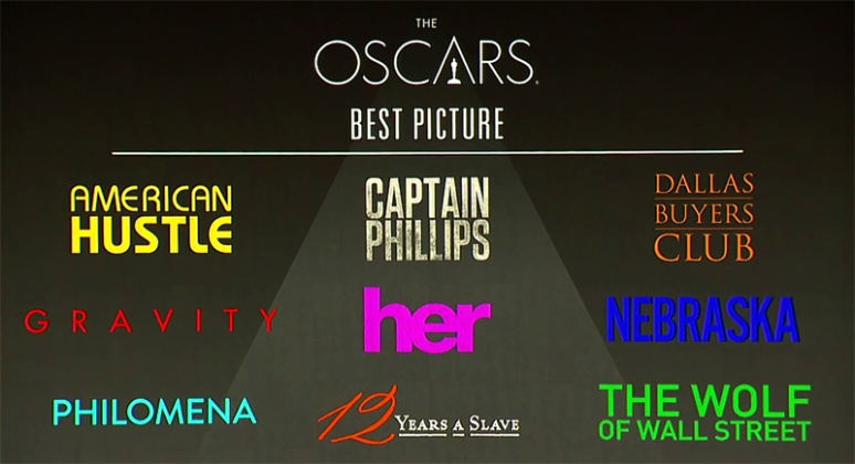 2014 Best Picture Nominees