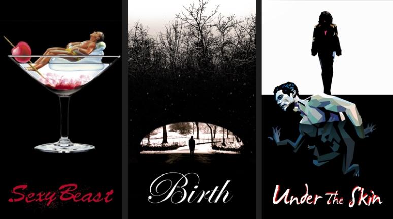Jonathan Glazer Trilogy