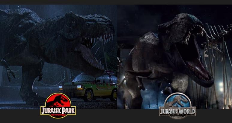 T_Rex_Comparison